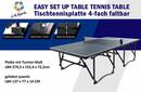 Bild 3 von L.A. Sports Table Tennis Set Tischtennisplatte klappbar mit Netz