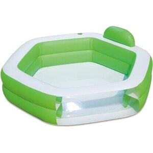 Summer Waves Hexagonaler Familien-Pool