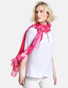 Schal Pink Ananas Pink OneSize