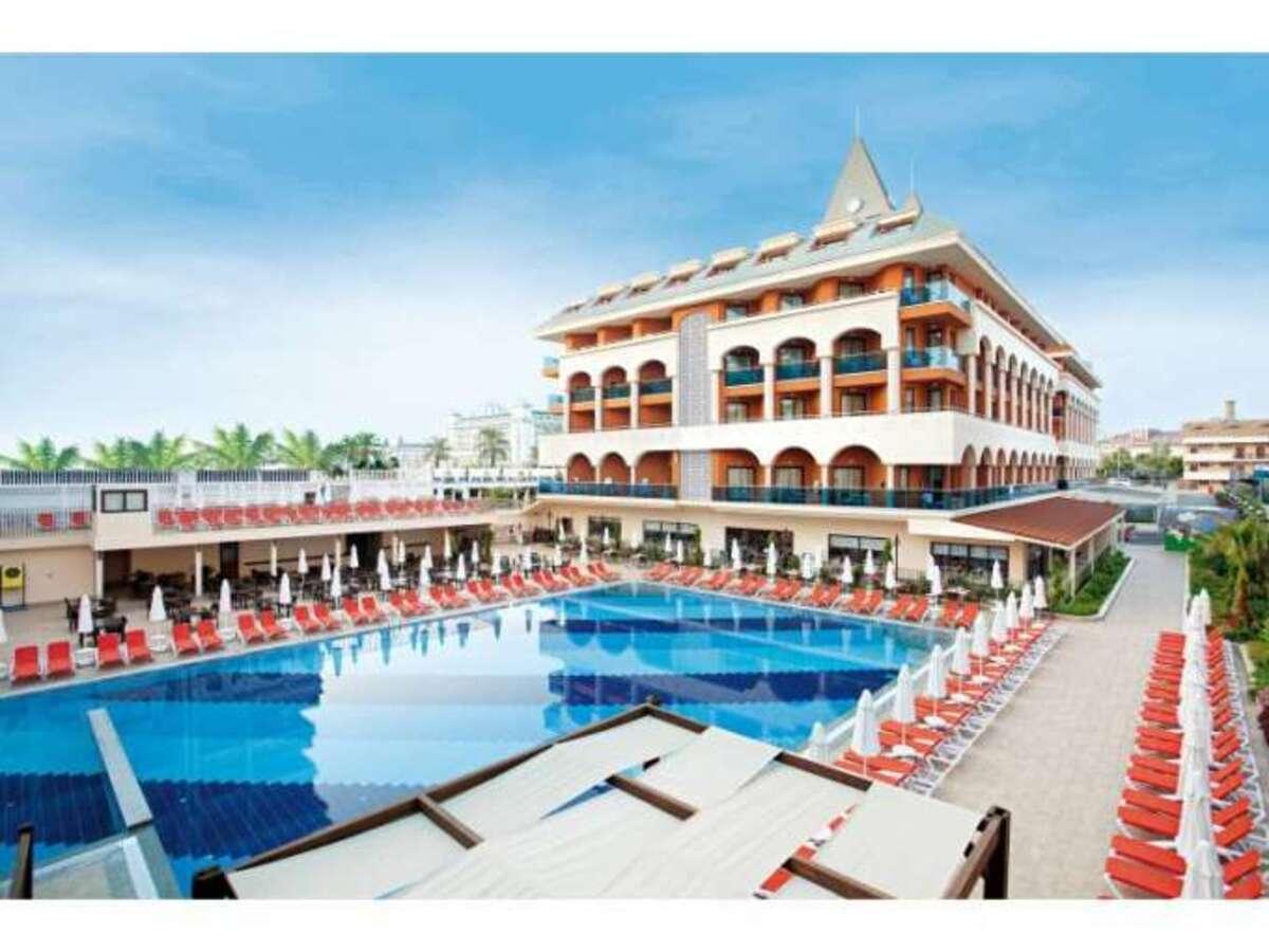 Bild 2 von Hotel Orange Palace Side