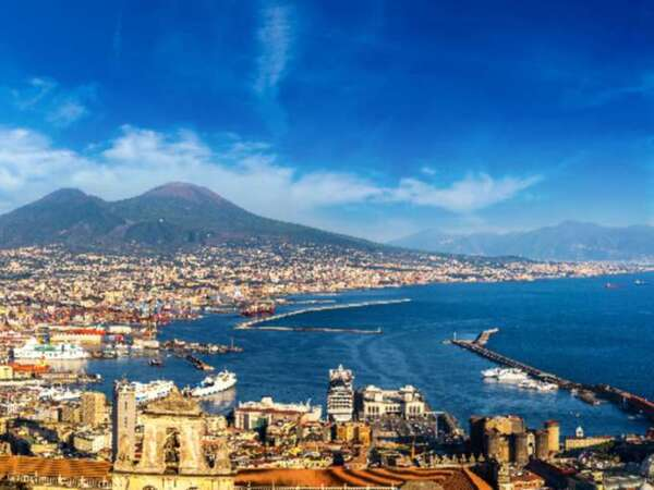 Amalfiküste  - Standortrundreise Italien