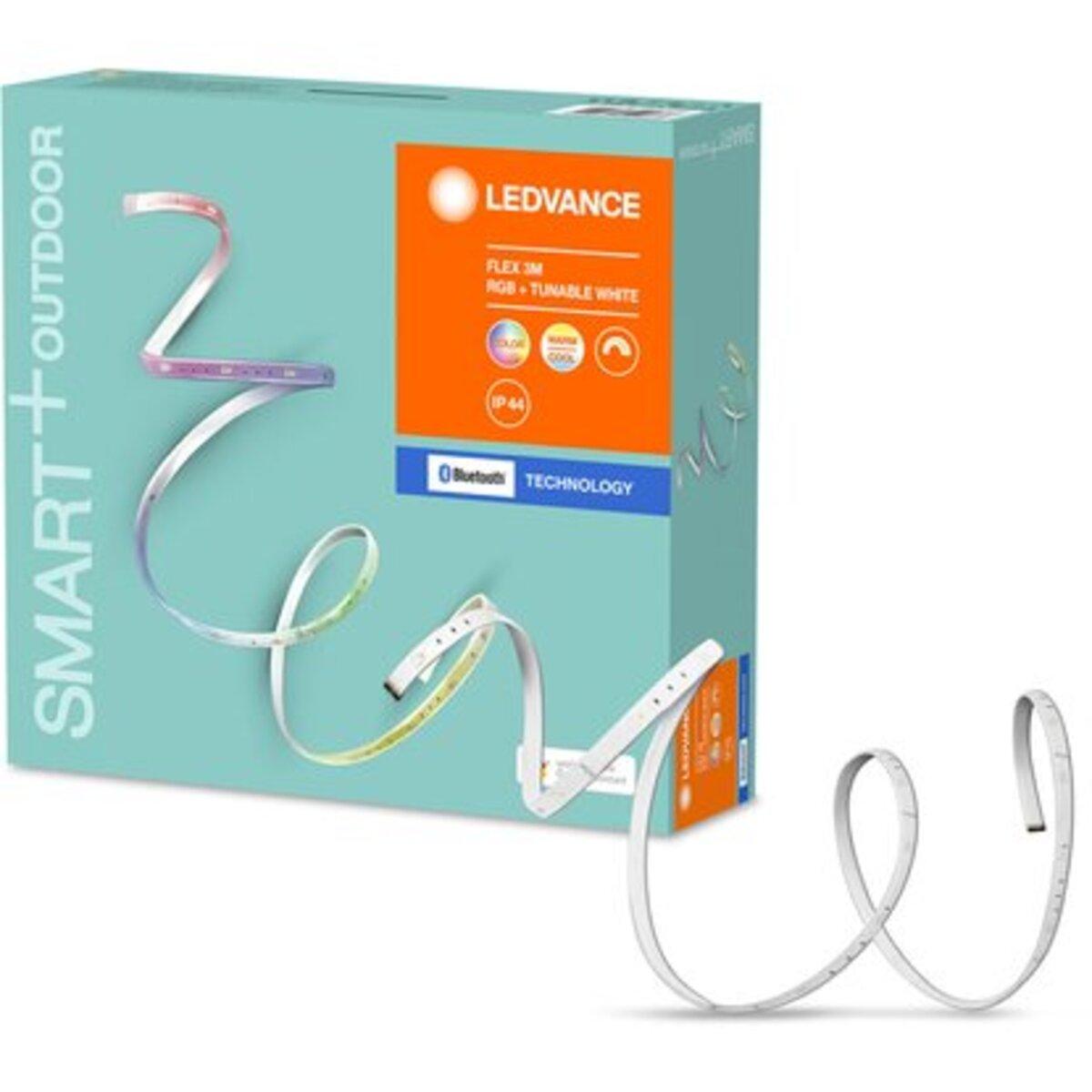 Bild 1 von Ledvance Smart+ Bluetooth Flexband Außenbereich 3 Meter 16 Mio. Farben Farbwechs
