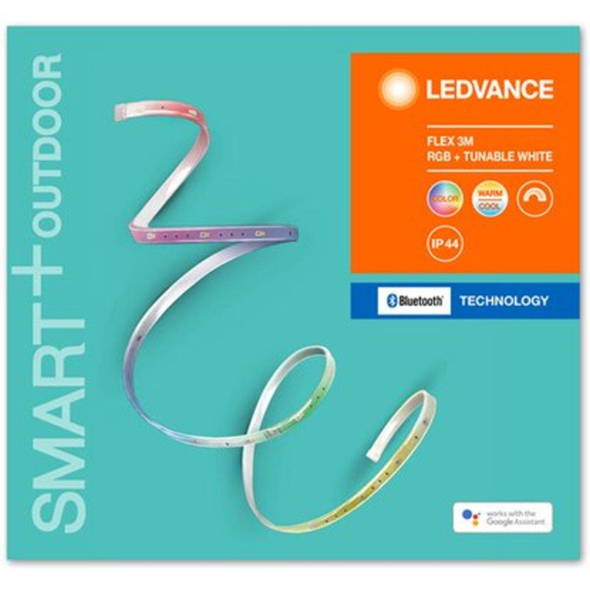 Bild 3 von Ledvance Smart+ Bluetooth Flexband Außenbereich 3 Meter 16 Mio. Farben Farbwechs