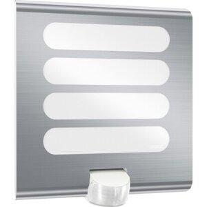 Steinel LED-Sensorleuchte L 224 Inox EEK: A-A++