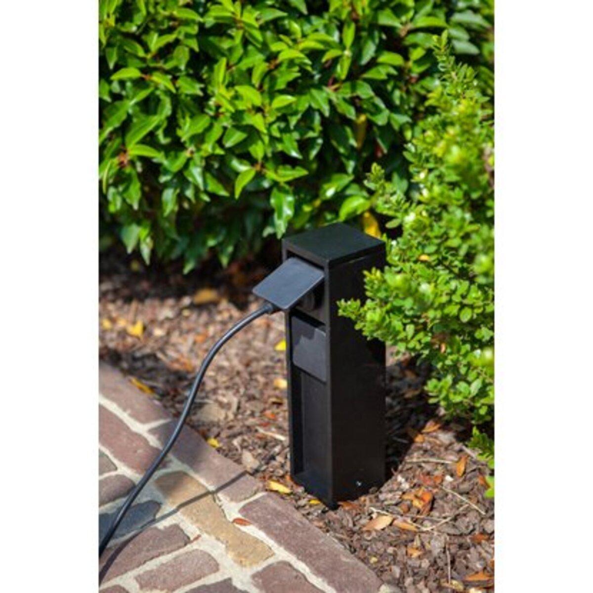 Bild 1 von Lutec Stromverteiler Mains Schwarz