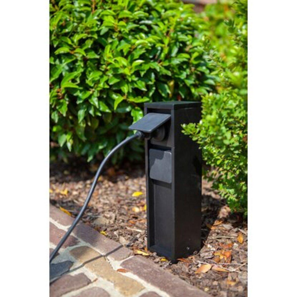 Bild 4 von Lutec Stromverteiler Mains Schwarz