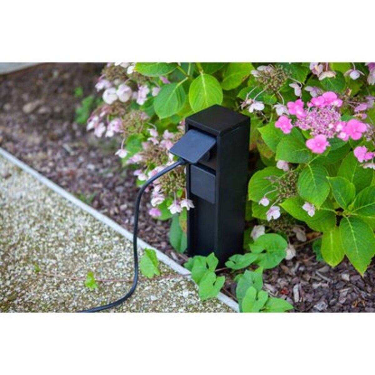 Bild 5 von Lutec Stromverteiler Mains Schwarz