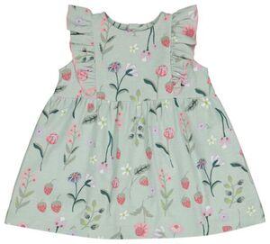 HEMA Baby-Kleid Eierschalenfarben