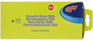 HEMA 50er-Pack Antiallergene Nitril-Einweghandschuhe