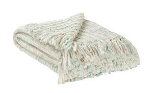 LAVIDA Sommer Plaid  Lea - mehrfarbig - 80% Polyacryl, 20% Cotton - 130 cm - Heimtextilien > Kuscheldecken - Möbel Kraft