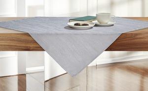 como Tischdecke  Daily - silber - 100% Polyester - 76 cm - Geschenkideen