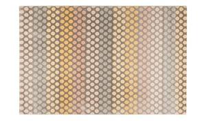 Esprit Kurzflorteppich  Spotted Stripe - braun - Synthethische Fasern - 133 cm - Teppiche