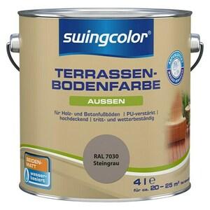 swingcolor Renovierfarbe Terrassenbodenfarbe RAL 7030