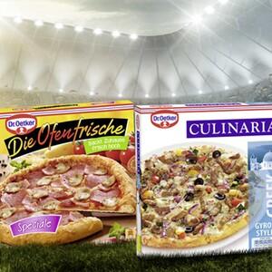 Dr. Oetker Die Ofenfrische Pizza Speciale oder Culinaria Greek Style gefroren, jede 415/355-g-Packung und weitere Sorten