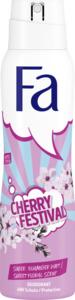 Fa Deodorant Spray Cherry Festival Limited Edition