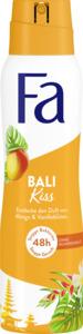 Fa Deodorant Spray Bali Kiss