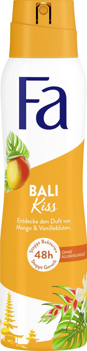 Bild 1 von Fa Deodorant Spray Bali Kiss