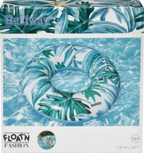 IDEENWELT Schwimmring Tropical