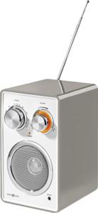 IDEENWELT Küchenradio, taupe
