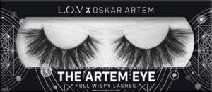 L.O.V x OSKAR ARTEM THE ARTEM EYE FULL WISPY LASHES
