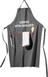 IDEENWELT Grill- und Küchenschürze