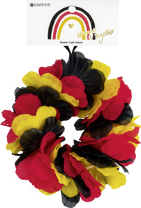 essence stronger together flower hair band 01 Team Work Makes The Dream Work!