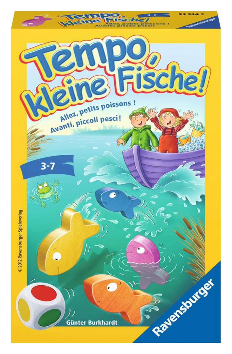 Bild 1 von Ravensburger Tempo, kleine Fische!