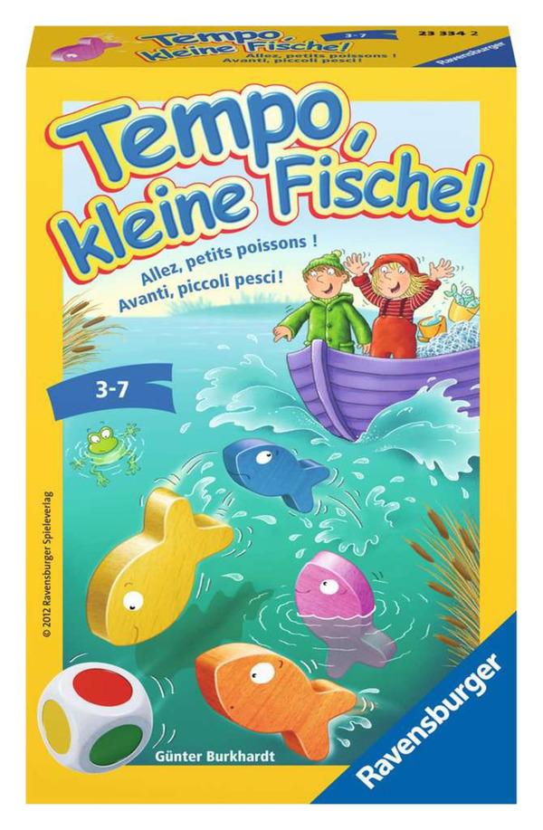 Ravensburger Tempo, kleine Fische!