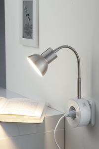 IDEENWELT LED-Steckdosenleuchte