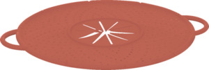 IDEENWELT Multiküchenhelfer, terracotta