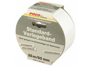 Verlegeband, Standard,  ca. 50 mm x 25 m