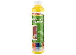 Vollton- und Abtönfarben gelb 750 ml