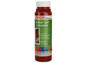 Vollton- und Abtönfarben rotbraun 250 ml