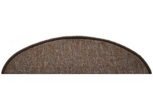 Stufenmatte Rambo braun extra schmal ca. 20 x 56 cm