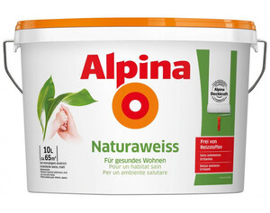 Alpina Naturaweiss ca. 10 Liter