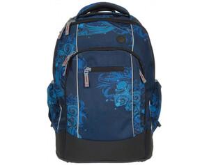 Schulrucksack Syderf Pacific/blau