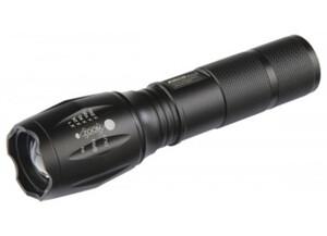 Pocoline LED-Taschenlampe SLD-L3267 Zoom schwarz