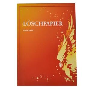 Löschpapier 20Blatt A5