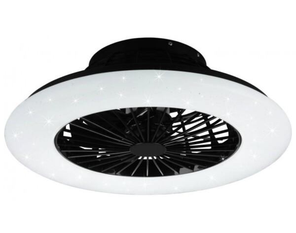 Reality LED-Deckenleuchte mit Ventilator Stralsund R62522132