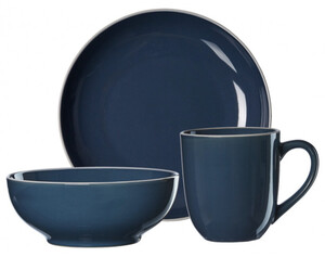 Ritzenhoff & Breker Frühstücksset Linus 3-tlg blau