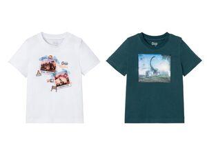 LUPILU® Kleinkinder T-Shirt Jungen, aus Baumwolle