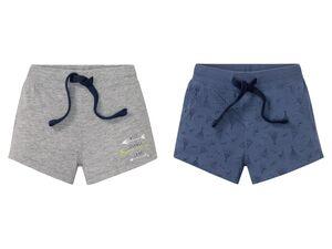LUPILU® Baby Shorts Jungen, mit Bio-Baumwolle