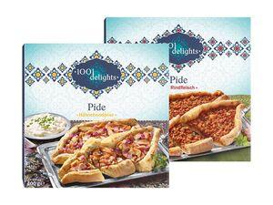 1001 delights Pide Fertigteiggericht