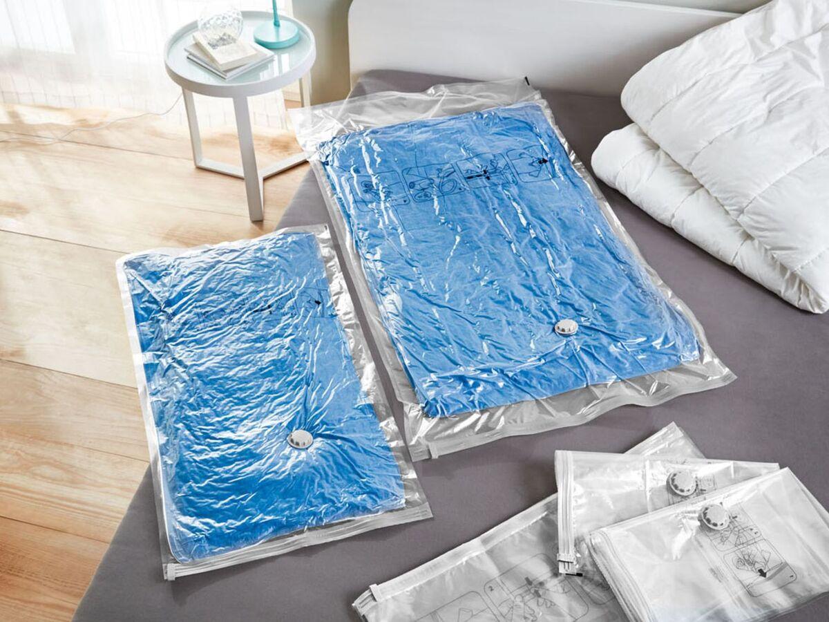 Bild 2 von Livarno Home Vakuum-Beutel, 10 Stück, wiederverwendbar