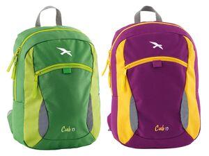 Easy Camp Kinderrucksack »Cup 13«, Rücken & Schulterriemen gepolstert, mit Fronttaschen