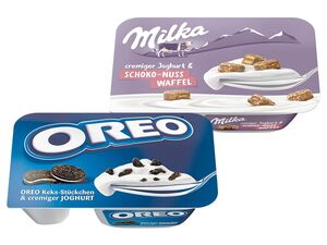 Oreo/Milka Joghurt