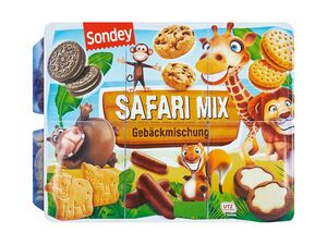Sondey Safari Mix Gebäckmischung