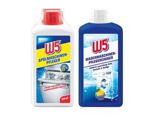 W5 Spülmaschinen-Pfleger/Waschmaschinen-Pflegereiniger