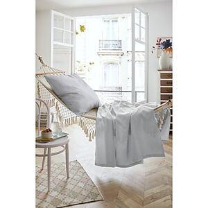 Summer Betten-Set GOTS - versch. Farben - grau