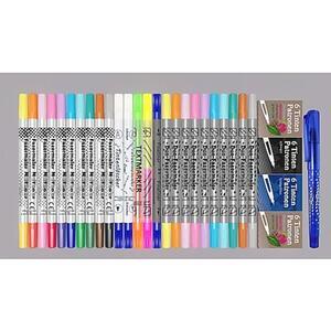 Schreib-Set aus 50 Teilen